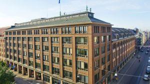 Euroopan kemikaalivirasto Helsingissä.