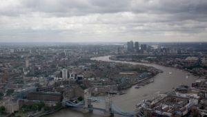 Thamesjoki Lontoossa