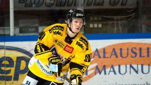 Janne Keränen kuvassa