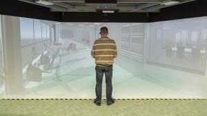 Kainuun sairaalasta 3D-kuvaa