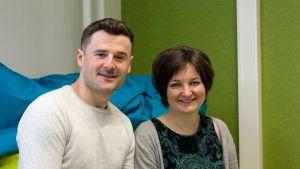 Vadim Stingaci ja Anna Pikala