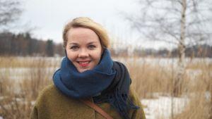 Torniolainen kansanedustaja Katri Kulmuni rakastaa luontoa.
