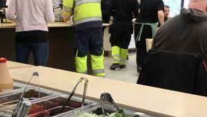 Toimintojen talo Seinäjoelta on mukana Yhteinen keittiö -hankkeessa.