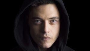 Rami Malek tekee Mr. Robot -sarjassa loistavan roolin Elliot Aldrsonina.