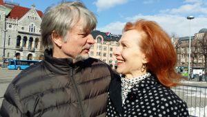 Hannu ja Liisa