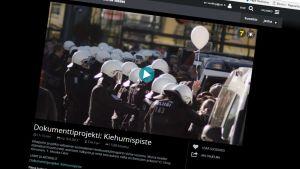 Kiehumispiste-dokumenttielokuva on nähtävissä myös Yle Areenassa.