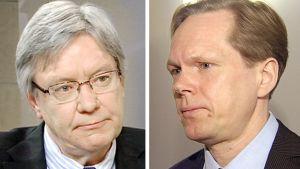 Reijo Aarnio ja Tuomas Ojanen