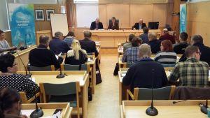 Kittilän kunnanvaltuusto 24.4.2017