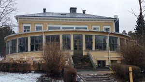 Hietalahden Villa on nyt Villa Sandviken