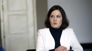 Opetus- ja kulttuuriministeri Sanni Grahn-Laasonen