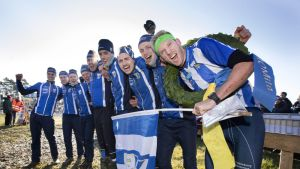 IFK Göteborg juhlii Tiomila-voittoa.