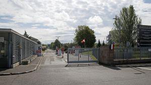 Varuskunnan portti