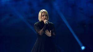 Euroviisut Norma John Blacbird.