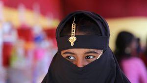 intialainen muslimimorsian