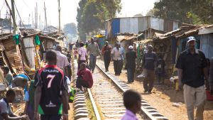 Kibera Nairobi Kenia