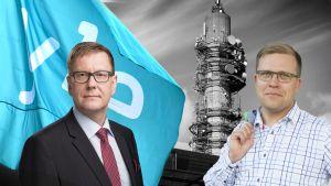 Atte Jääskeläinen ja Jussi Eronen.