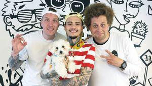 Mikael Gabriel, Biggie-koira ja YleX Aamu