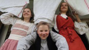 Roosa Loponen, Tuomas Loponen ja Rosa Pirchner