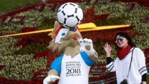 Jalkapallon MM-kisat järjestetään Venäjällä 2018
