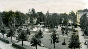 Riihimäen keskuspuisto