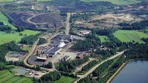 Arkistokuva: Hituran kaivos Nivalassa