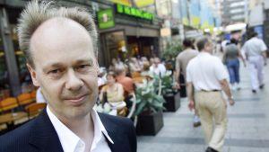 Tutkija Timo Aro.