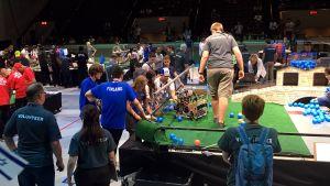 Nuorten tiedekilpailu Yhdysvalloissa.