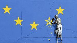 Banksyn seinämaalaus Doverissa