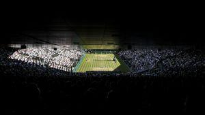 Wimbledonin keskuskenttä