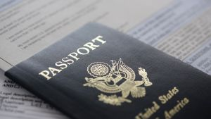 Amerikkalainen passi