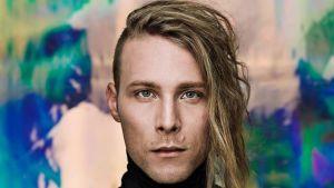 Simon Zion sijoittui Ruotsin Idolsissa kolmanneksi.