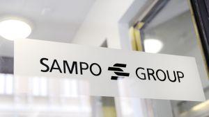 Sampo Groupin konttori Fabianinkadulla.