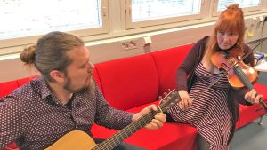 Jukka ja Julia Lamminen