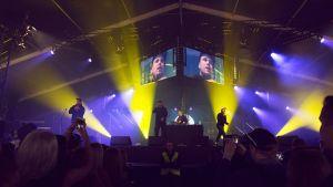 Gasellit Blockfesteillä 2017.