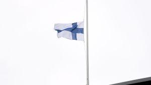 Suruliputus Turussa lauantaina 19. elokuuta 2017. Turun keskustassa puukotettiin useita ihmisiä perjantaina 18. elokuuta.