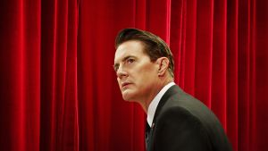 Kyle MacLachlan on mainio FBI-agentti Dale Cooper.