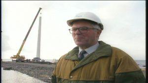 Sven Nystén Kotimaan katsauksen haastattelussa