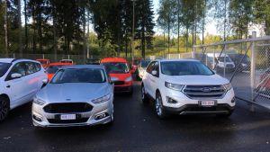 Ford etsii uutta jälleenmyyjää Mikkeliin, Savonlinnaan ja Kotkaan.