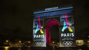 Pariisi sai vuoden 2024 kesäolympialaiset.