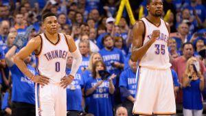Russell Westbrook ja Kevin Durant