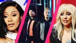 Tällä viikolla musiikissa puhuttivat muun muassa Cardi B, Profeetat ja Lady Gaga.