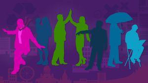 Suomalaiset voidaan jakaa kuuteen arvoryhmään - pääkuvitus