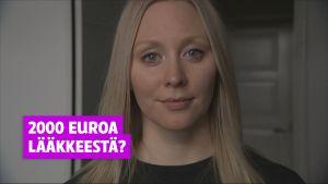 Rosa Koivisto sairastaa harvinaista tautia.