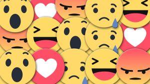 Facebook-hymiöitä
