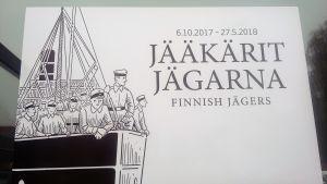 Pohjanmaan museon Jääkärit-näyttely Vaasassa on avoinna aina ensi kesään saakka. Se ennakoi myös jääkäriliikkeen juhlavuotta.