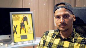 Jarkko Ehnqvist on ollut kirjoittamassa muun muassa Isac Elliotin ja Mikael Gabrielin Liikaa sussa kii -kappaletta.
