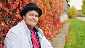 15-vuotias Niklas Jaakola.