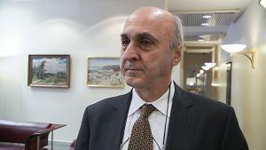 Turkin suurlähettiläs Adnan Basaga