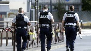 Ranskan poliisi