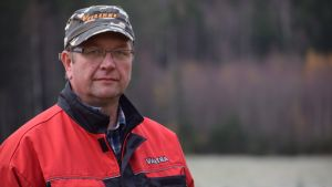 Pekka Suutari maanviljelijä